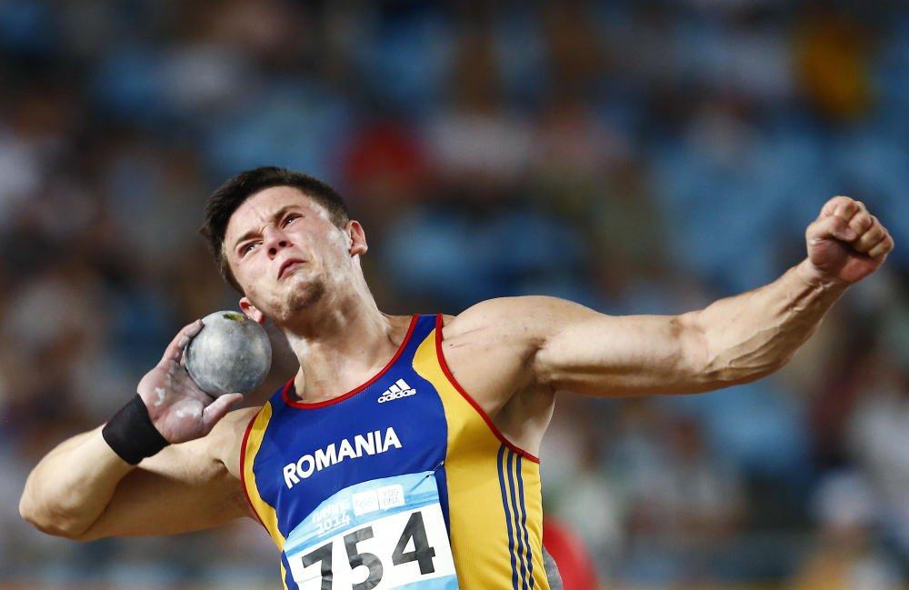 Un promiţător atlet oltean, prins dopat
