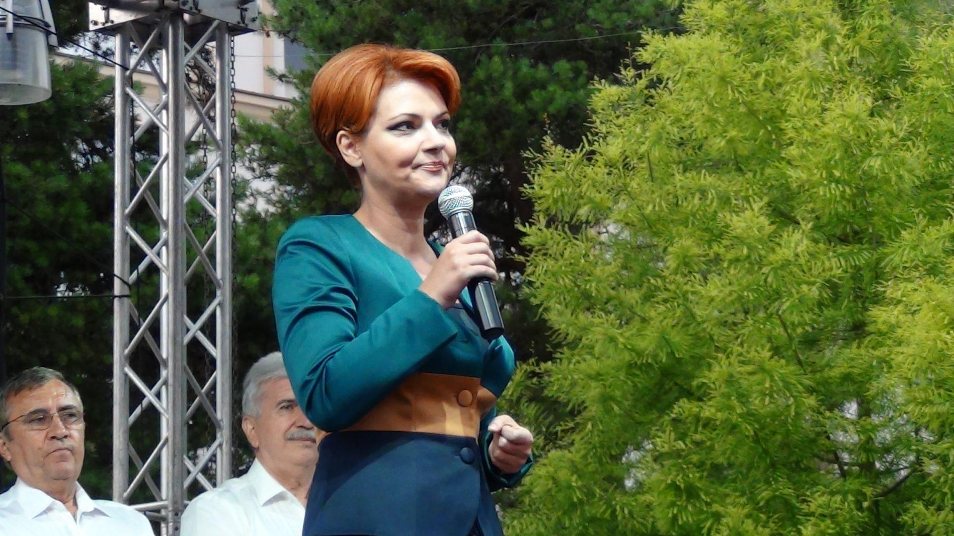 Olguța Vasilescu, trimisă în judecată de procurorii DNA