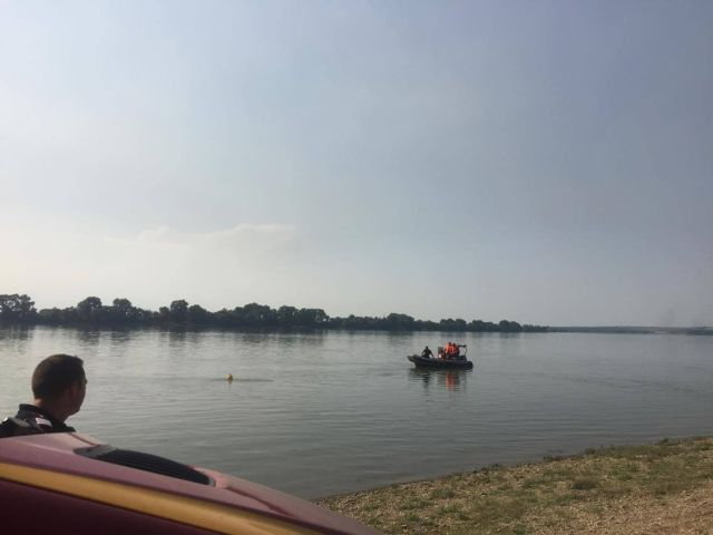 Începe dragarea Dunării, în zona Portului Corabia
