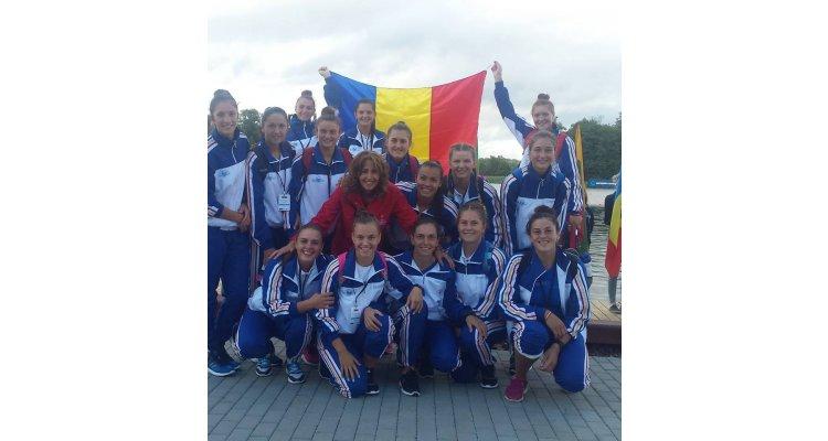CANOTAJ/Orşova, pe podium şi în Baltica