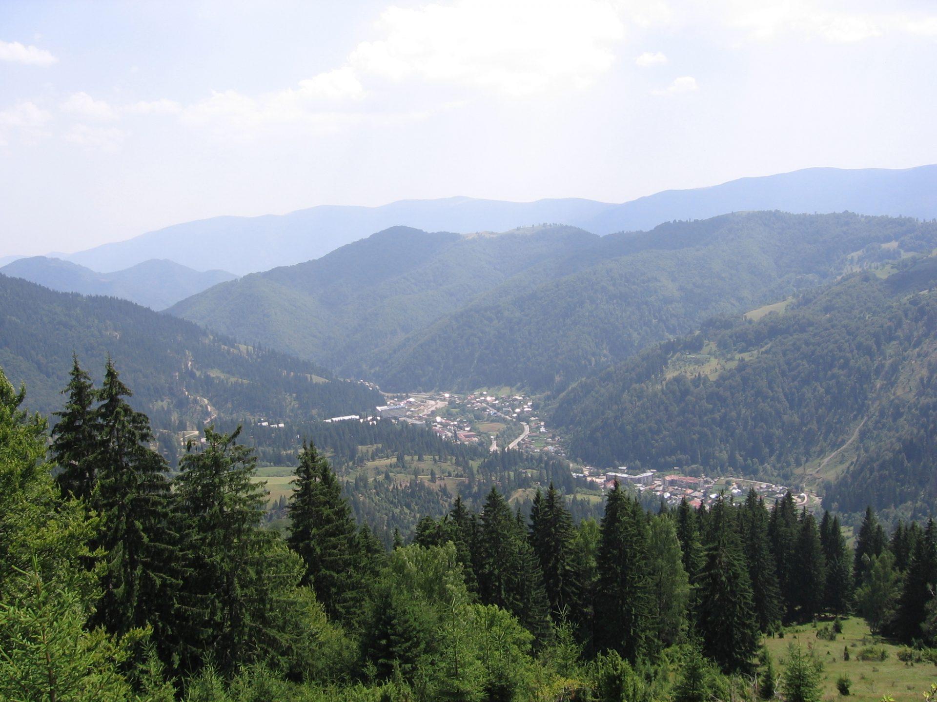 Fostul primar din Voineasa, condamnat în dosarul munţilor retrocedaţi
