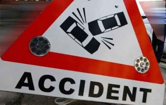 Trei răniți, într-un accident rutier