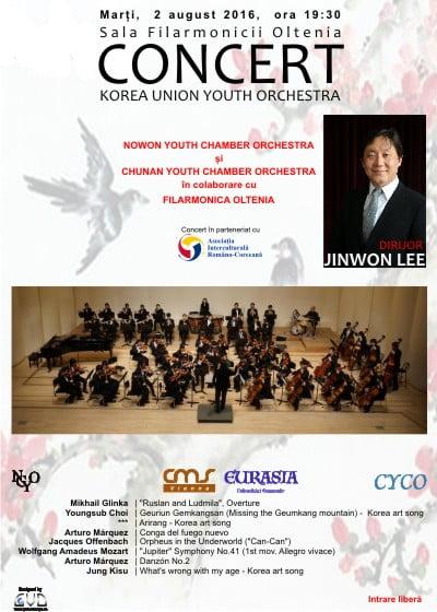Filarmonica Oltenia. Continuă Stagiunea Estivală 2016