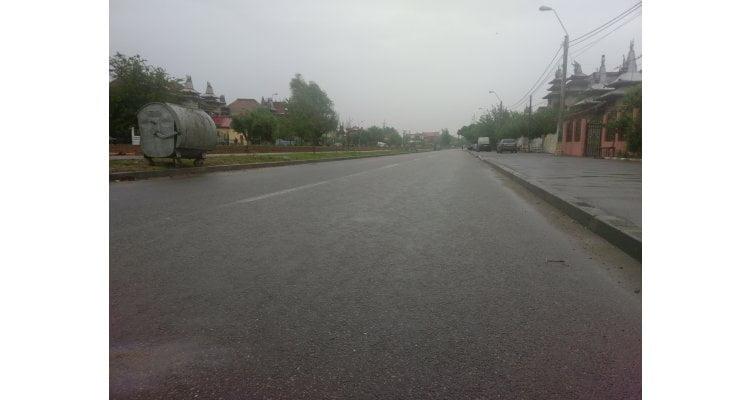 Străzile Râului şi Bariera Vâlcii, cu probleme la recepţia lucrărilor
