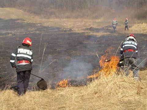 Victimă făcută de arderile necontrolate de miriști în Olt