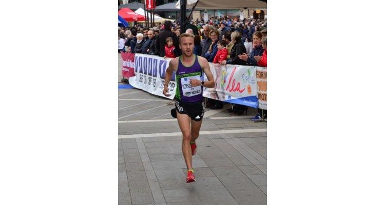 Marius Ionescu a încheiat pe locul 25 semimaratonul de la Campionatul European