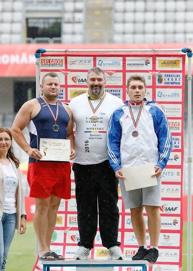 Atletism/Craiovenii, 8 medalii la Cluj