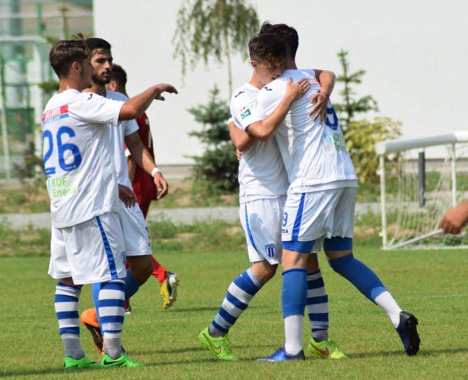 Liga a 3-a/ Victorii pentru CSU II şi Filiaşi