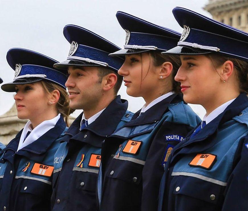 Poliția Română are cel mai mare deficit de personal