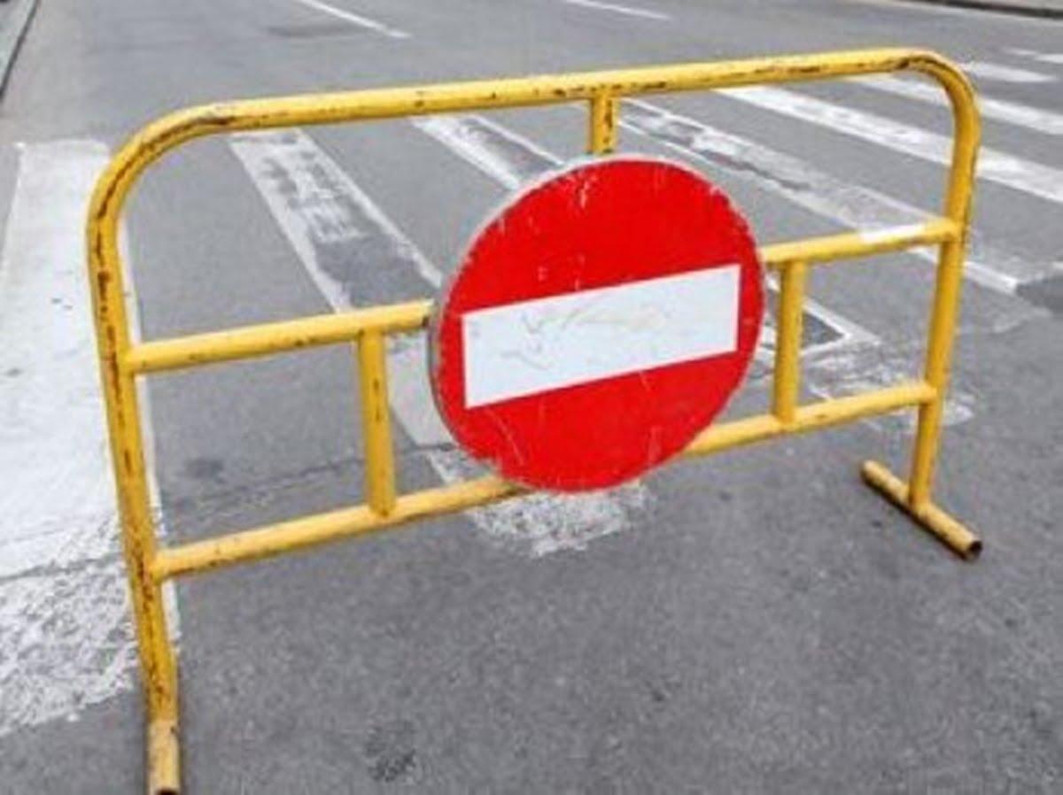 Restricții de circulație, în week-end, în Craiova
