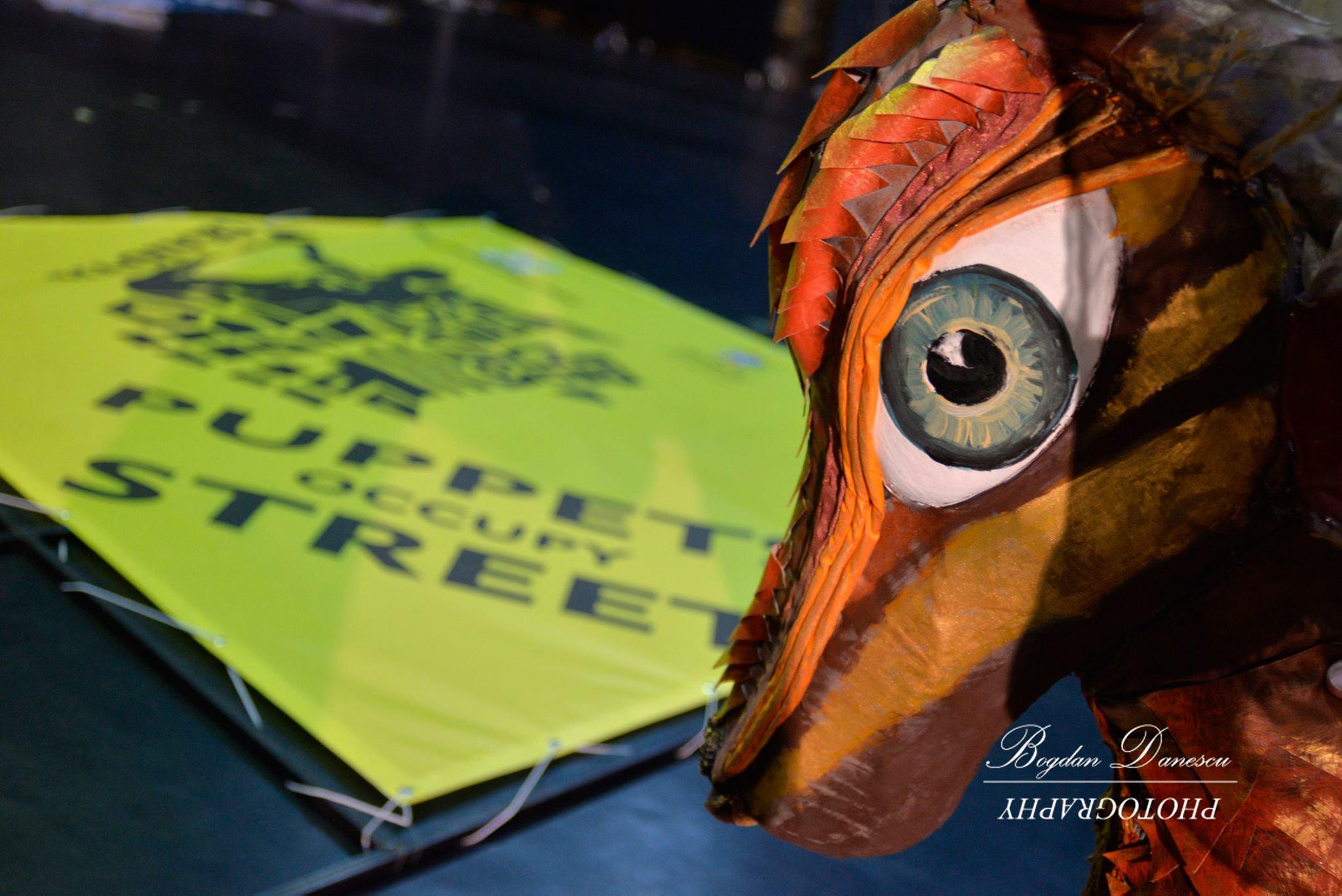 Programul Festivalului PUPPETS OCCUPY STREET  Ediţia a III – a, Fire Edition  Craiova, 25 august – 1 septembrie 2016