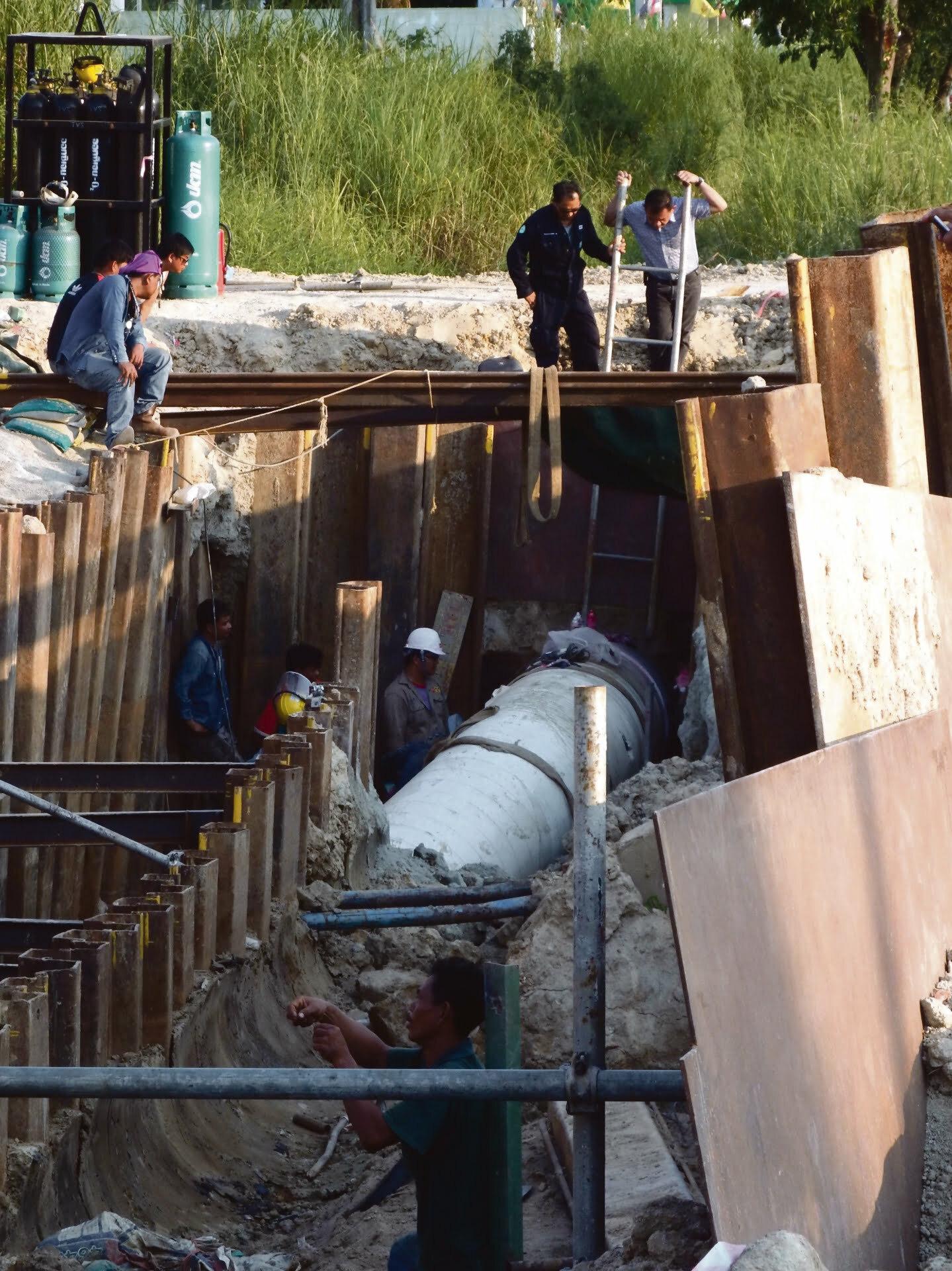Aducţiunea de gaze Craiova-Calafat, mai aproape de împlinire