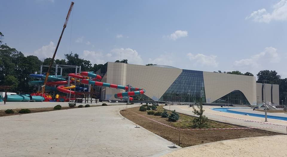 Procesul fraudelor cu fonduri europene de la Craiova Water Park, amânat pe fond
