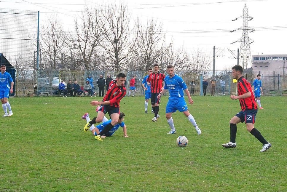 Cupa României/Filiaşi-Podari, duel pentru turul 3
