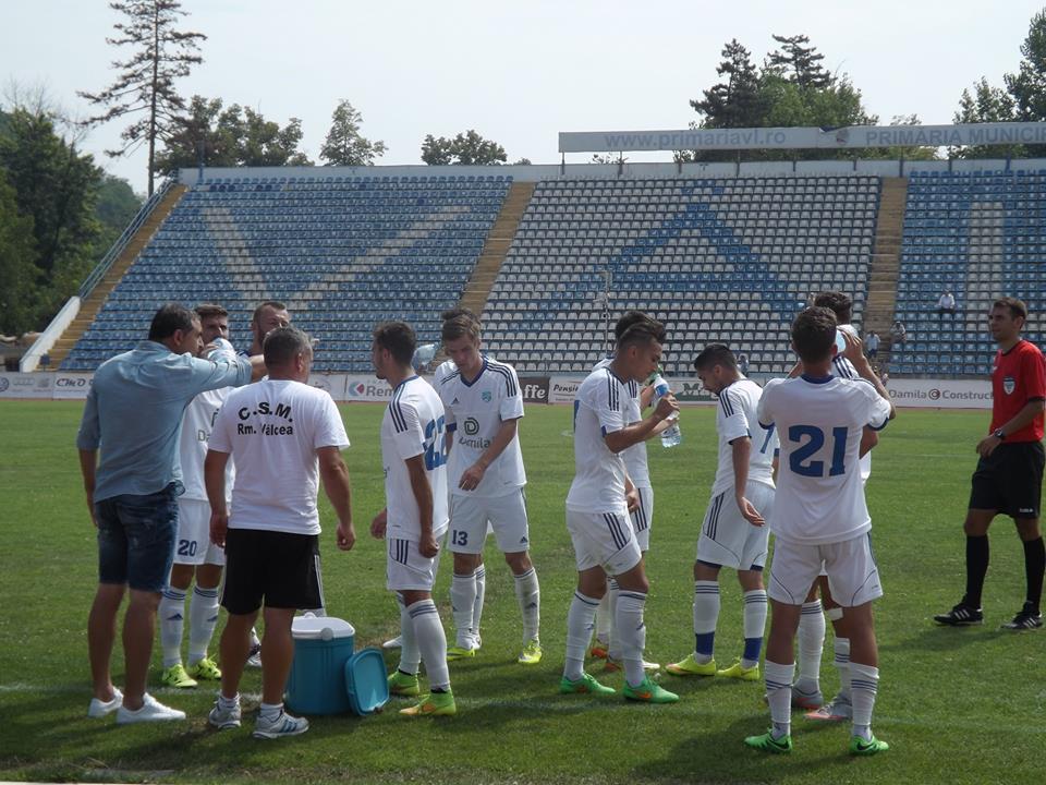 Liga 2-a/CSM, învinsã în Zãvoi de Clinceni