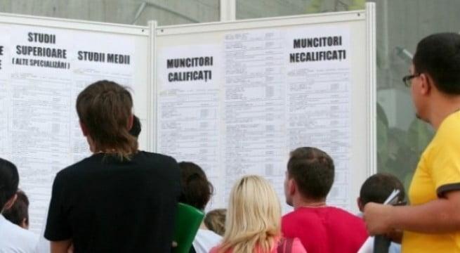 Cei mai mulți șomeri din Vâlcea au peste 40 ani