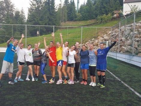 Fetele lui Burcea au încheiat pe locul doi turneul de la Bistriţa