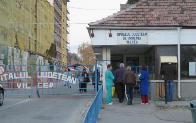 Spitalul Judeţean de Urgenţă Vâlcea face angajări