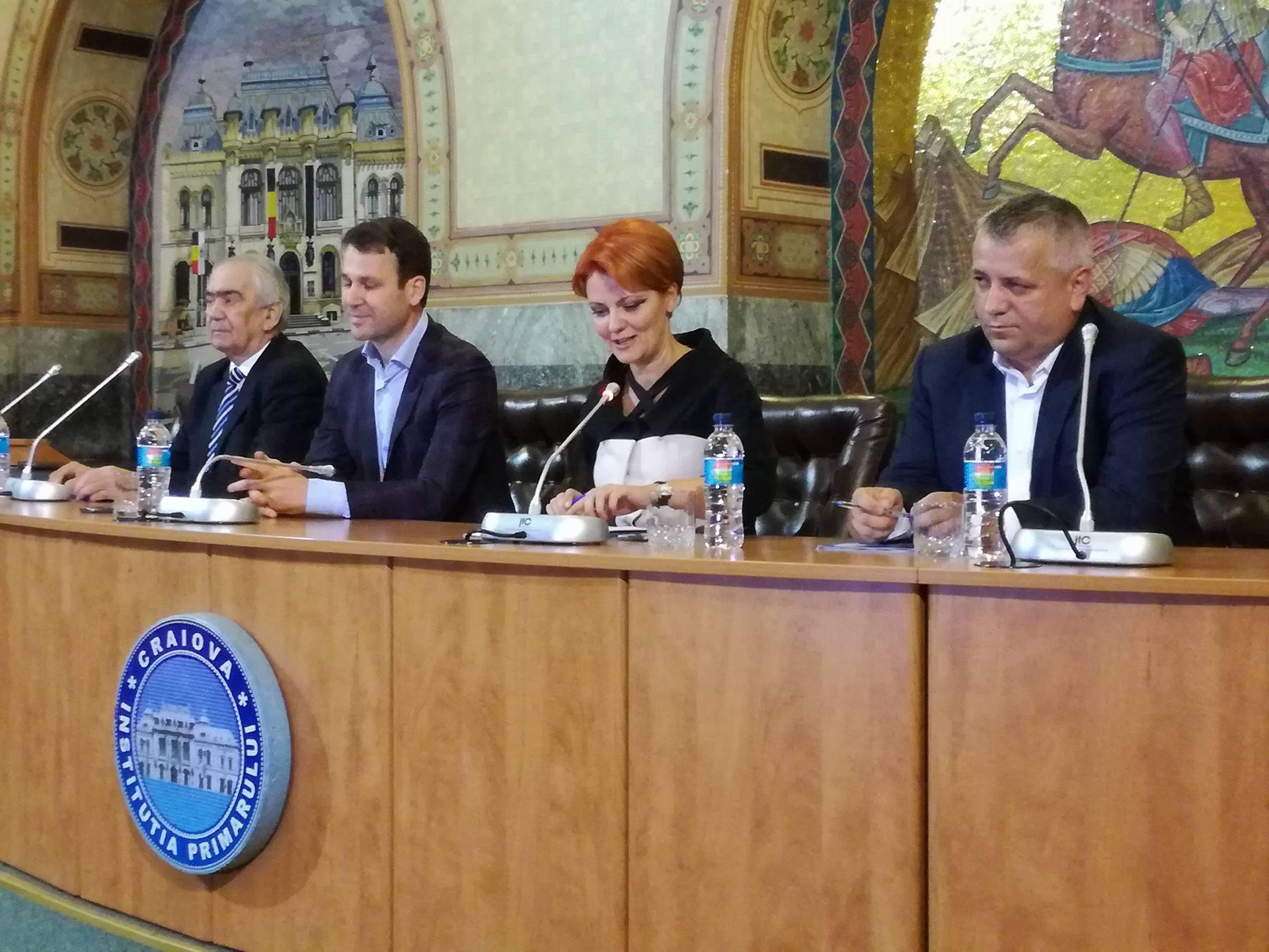Asociația Municipiilor din România – zona Oltenia și-a ales conducerea