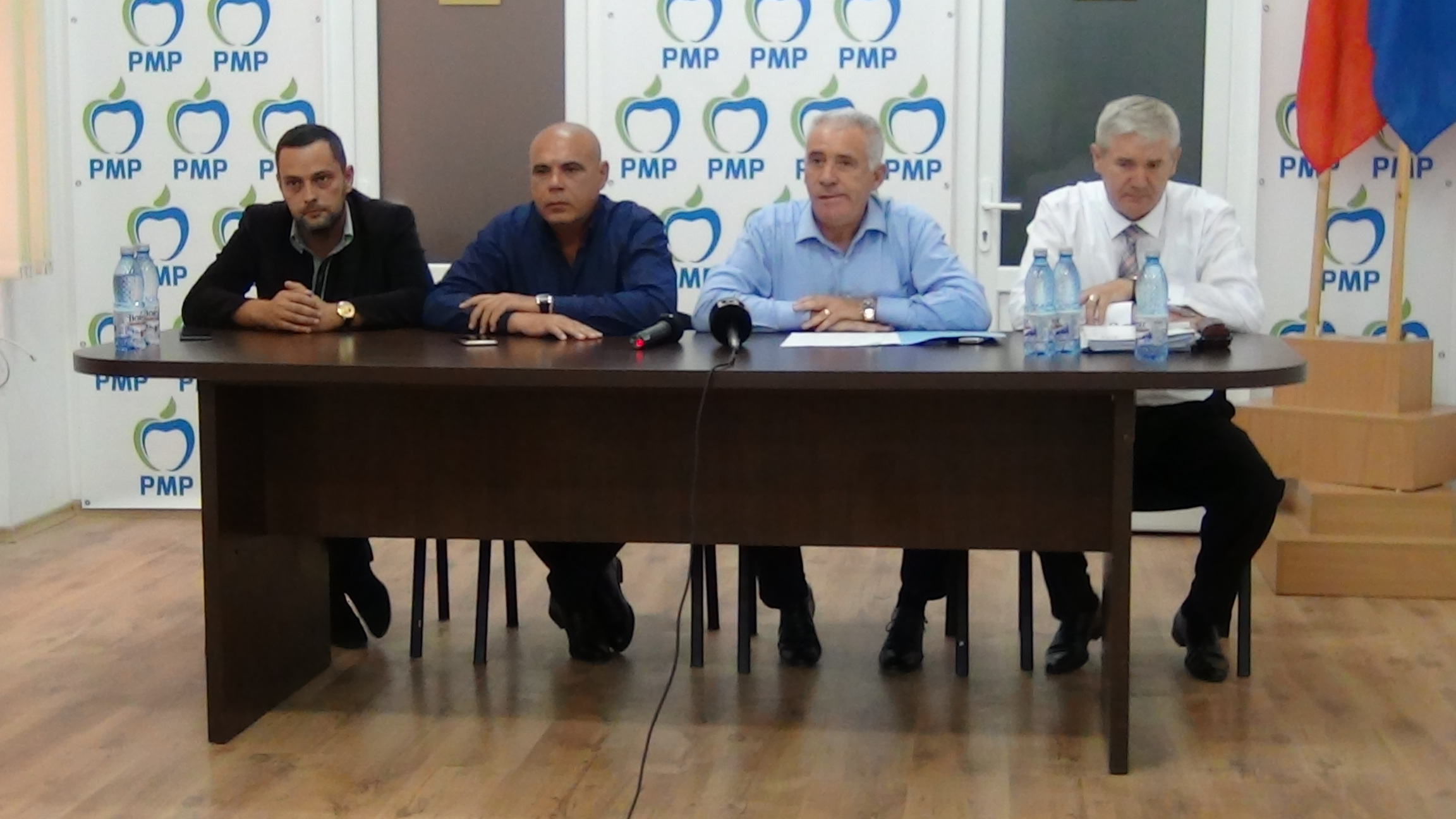 """PMP Dolj se bazează pe """"locomotiva Băsescu"""""""