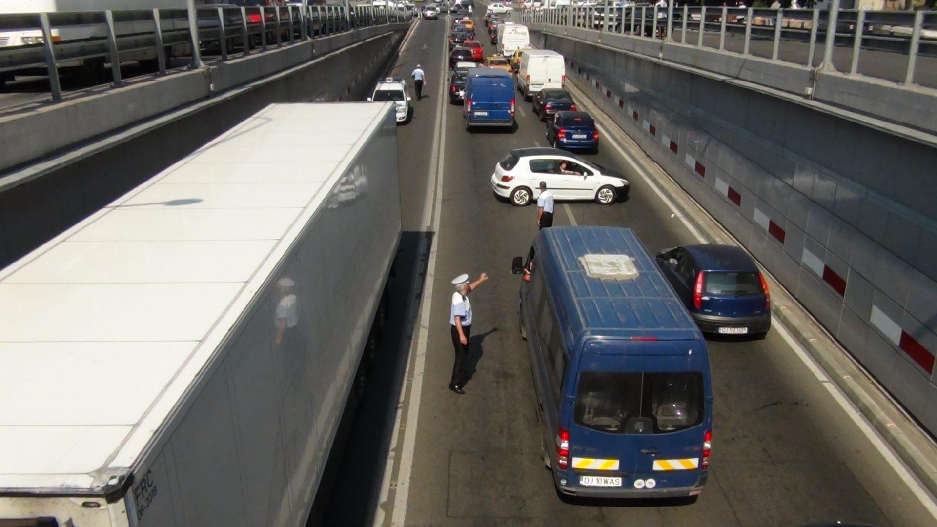 Scandal la pasajul subteran din Craiova