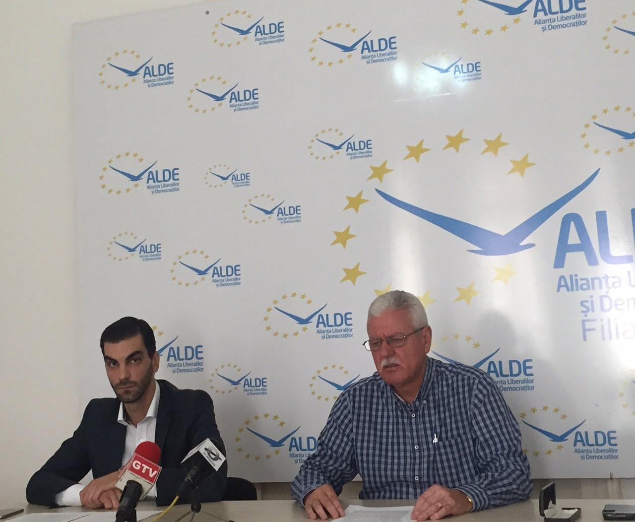 "ALDE DOLJ: CAMPANIA ELECTORALA NU TREBUIE ""ANULATA"" PRIN ""TELEJUSTITIE"""