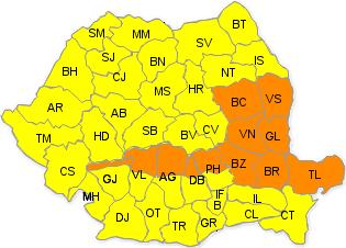 Inundaţii în Slatina