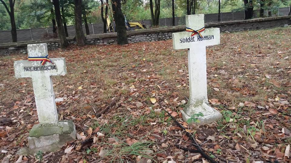 Cimitirul Eroilor din Târgu Jiu, reamenajat