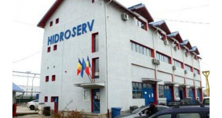 """Hidroserv, """"de principiu"""" în insolvenţă"""