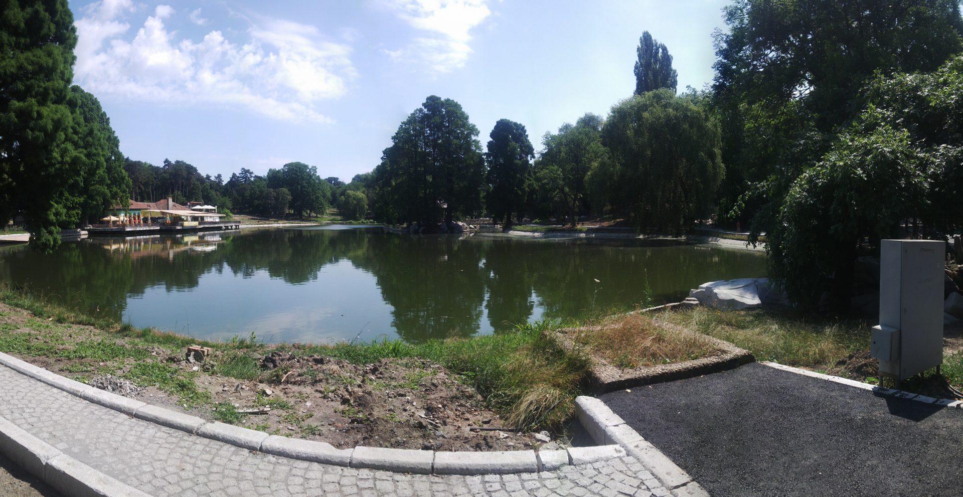 """Parcul """"Romanescu"""", şi mai aproape de recepţie. Când vor funcţiona camerele video?"""