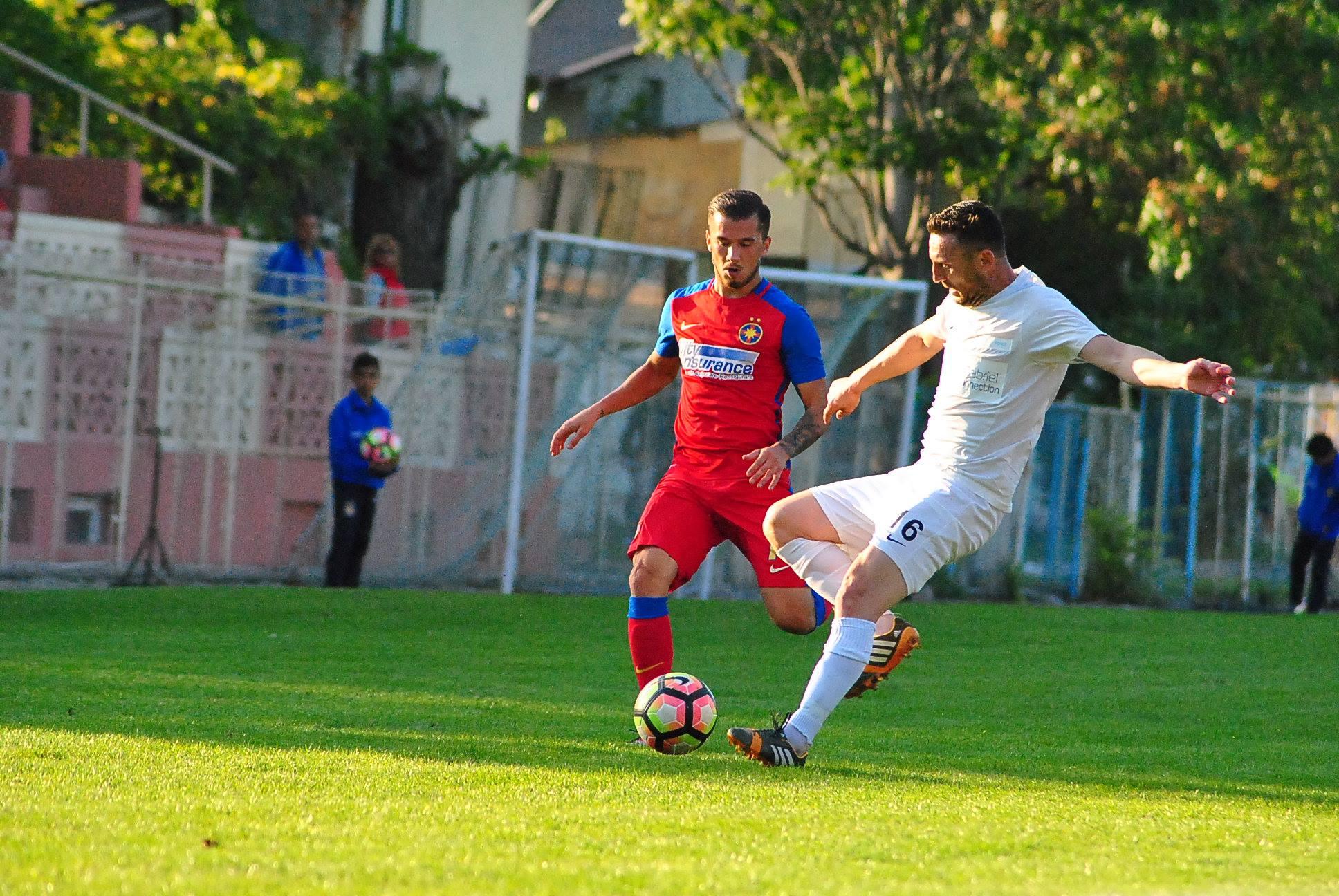 Podari cu ratările, Steaua II cu punctele