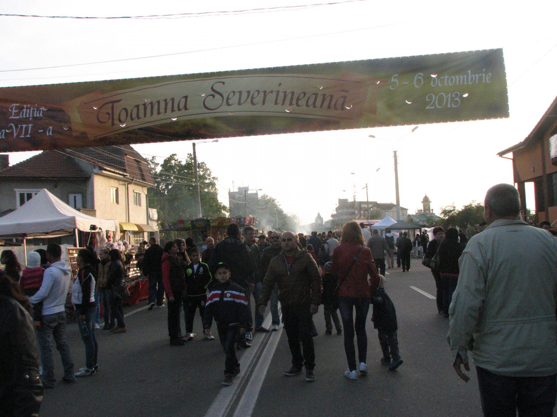 """Primarul Screciu  renunţă la sărbătoarea ,,Toamna Severineană"""""""