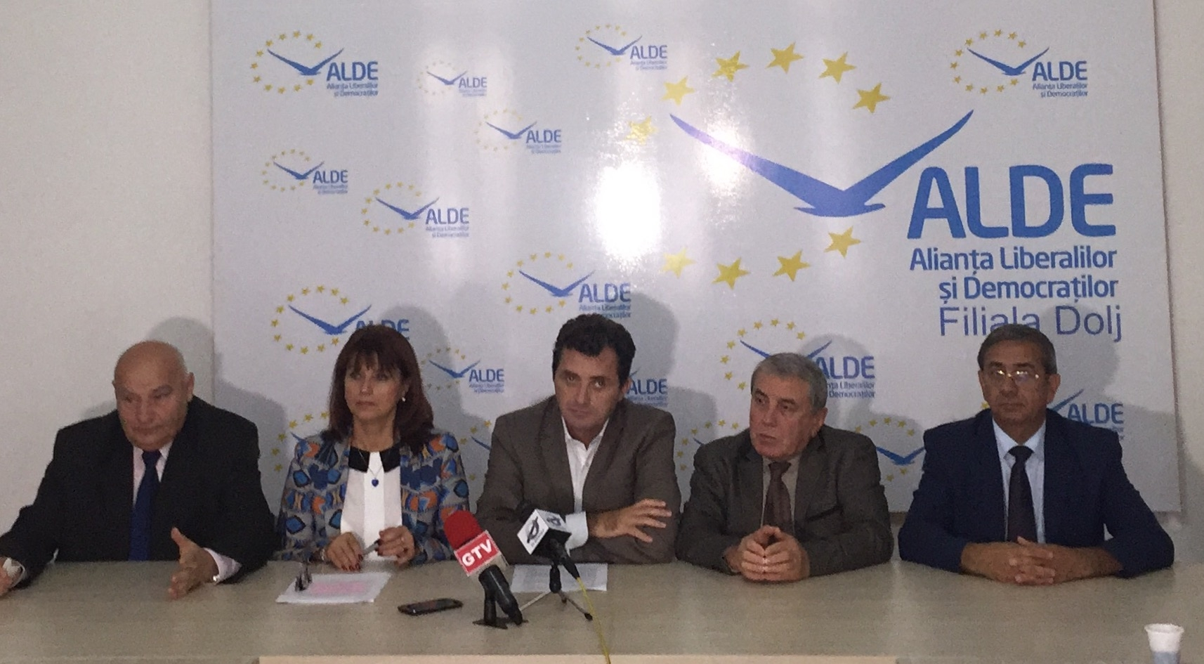 """Ion Cupă, preşedinte ALDE DOLJ: """"Prima noastră obligaţie ca liberali este apărarea drepturilor şi libertăţilor fundamentale ale omului"""""""