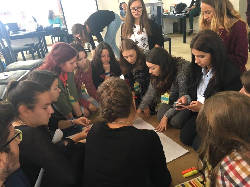 Prima activitate a proiectului Q-Yotuh: Good, Better, Best- Quality Standards for Youth Participation