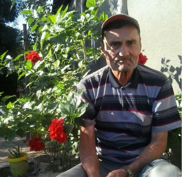 Bătrân din Giurgiţa, dipărut de acasă
