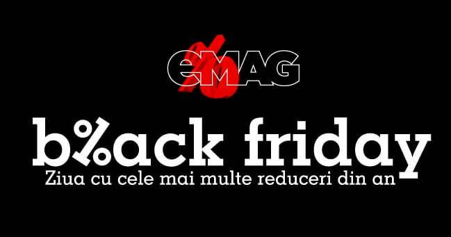 Black Friday, ziua cu cele mai mari reduceri din an