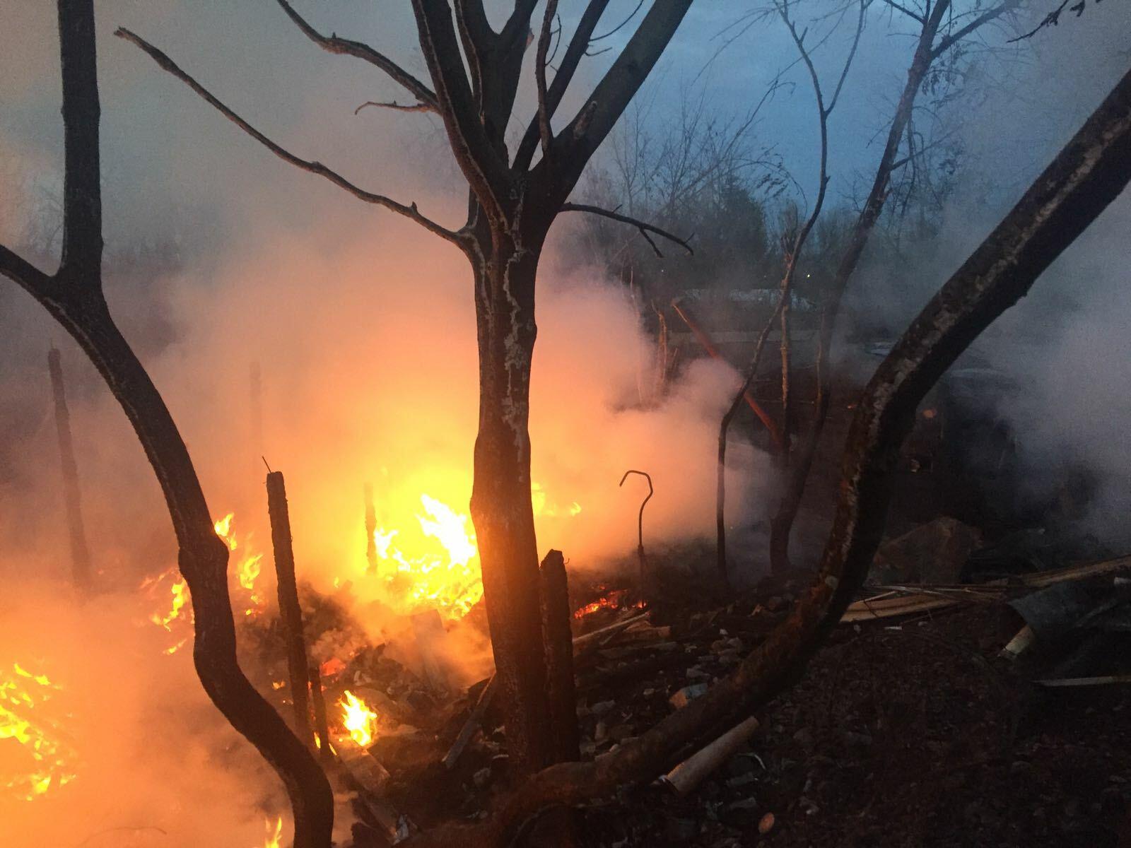 Craiova. Femeie cu handicap, moartă în incendiu