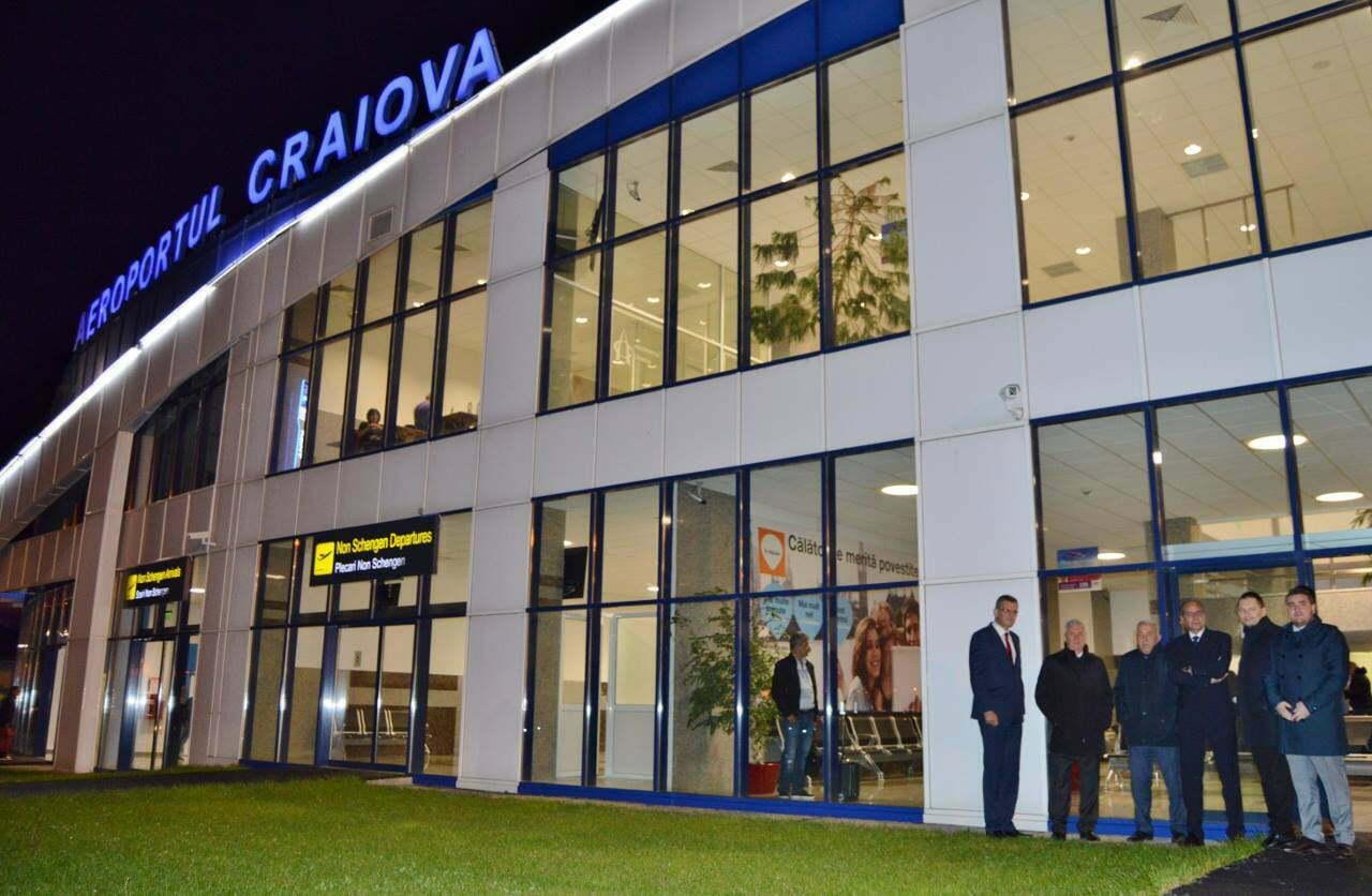 Aeroportul Craiova, poarta Olteniei spre Europa