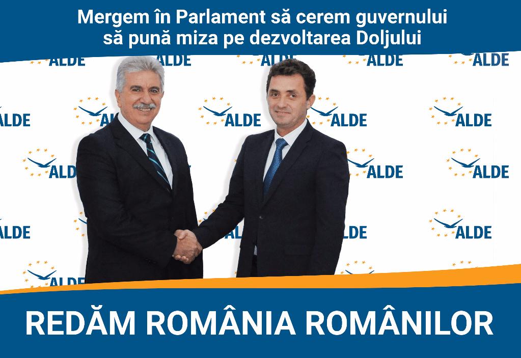 """""""Doljenii au de făcut o alegere clară: vor o guvernare de tip Boc sau o guvernare de tip Tăriceanu"""""""