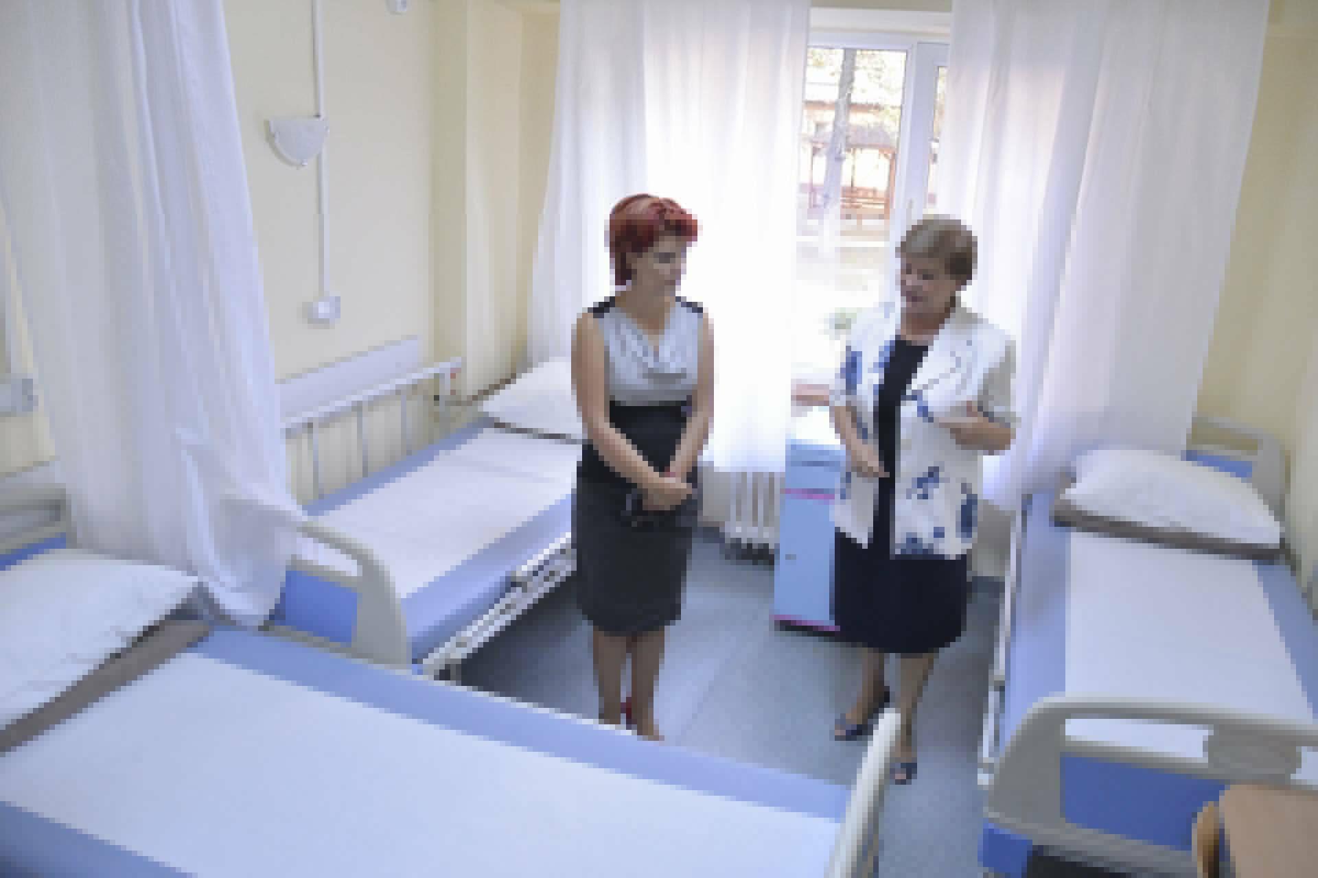 Spitalele Primăriei Craiova, la ţiplă