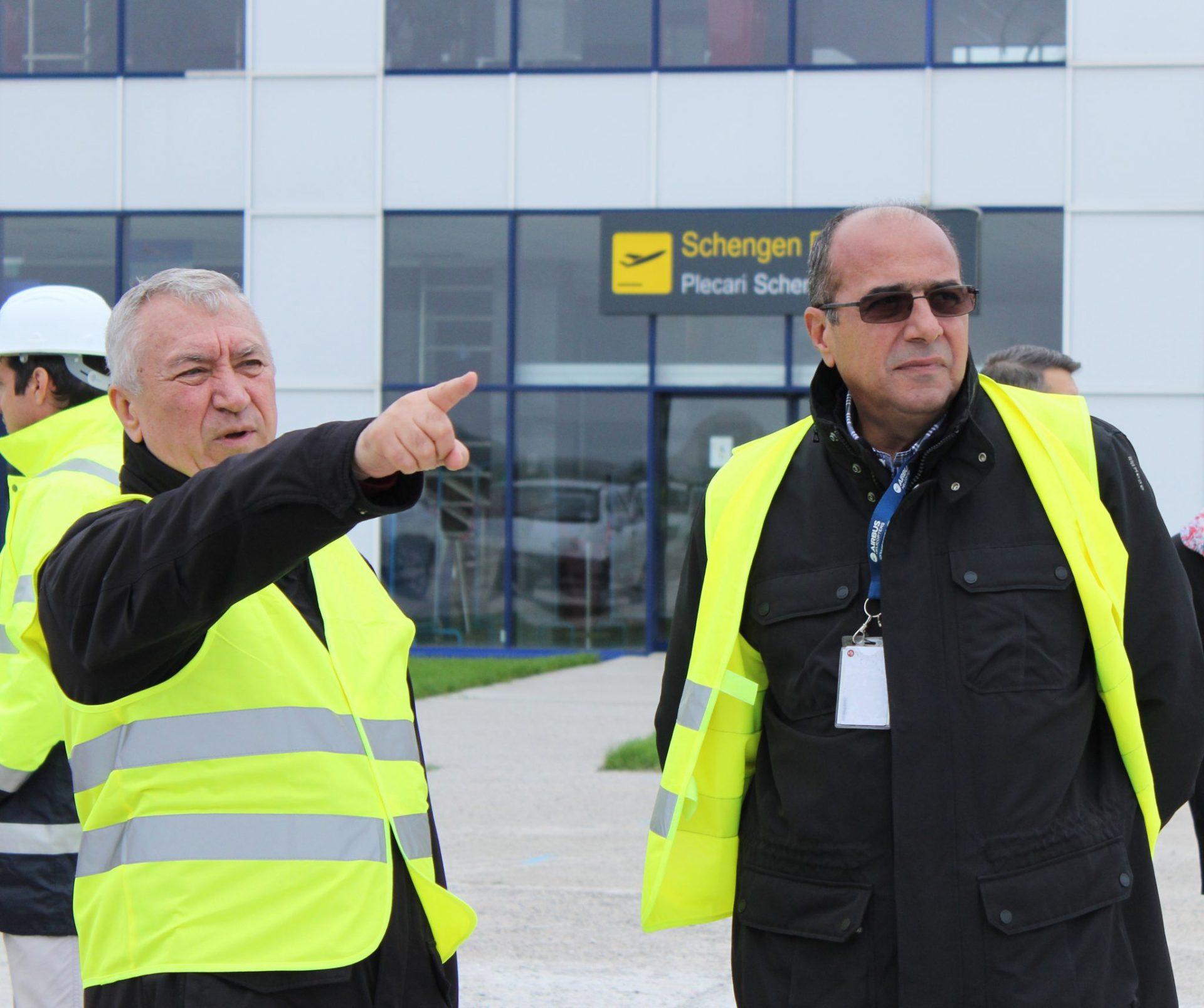 Aeroportul Internaţional Craiova, o mare realizare a Consiliului Judeţean Dolj