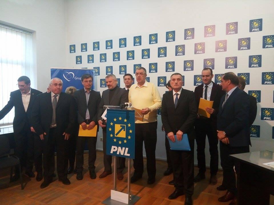 Liberalii își asumă dezvoltarea infrastructurii în regiunea Oltenia
