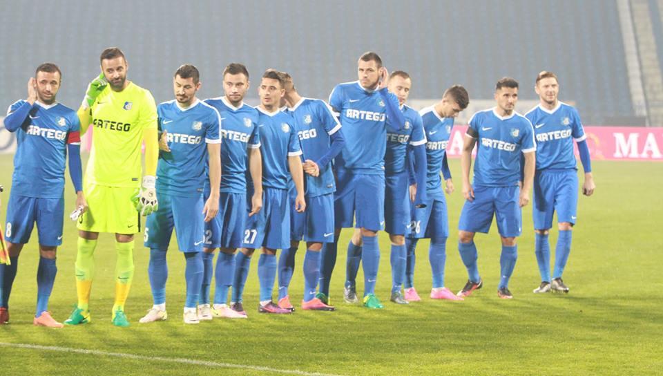 Pandurii a refuzat să mai joace în partida cu ASA Târgu Mureş