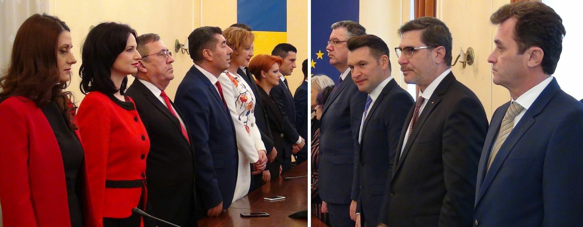 """Parlamentarii de Dolj au primit certificatele de """"aleși"""""""