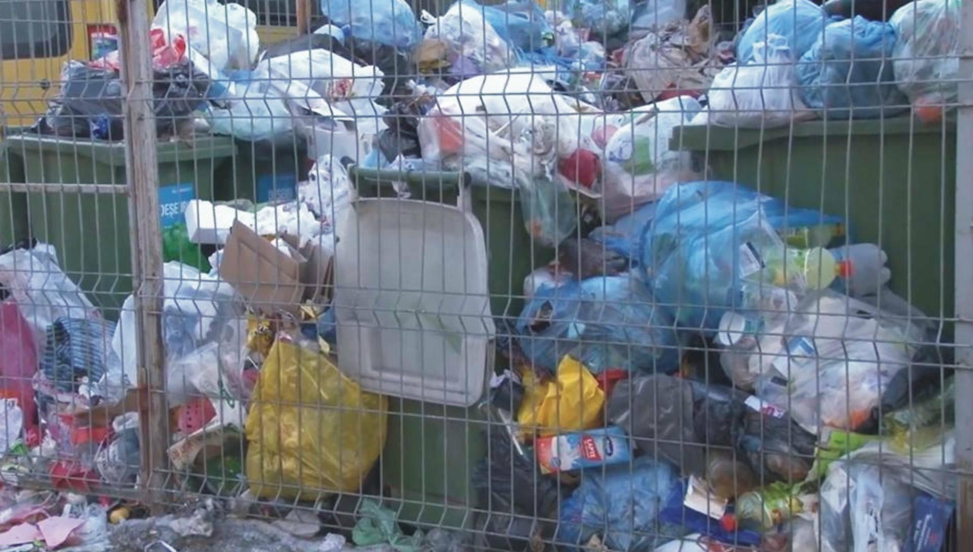 OLT. S-a găsit firma care se va ocupa de administrarea depozitul de gunoi de la Bălteni