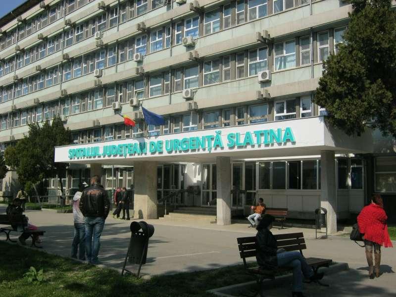 160 de milioane lei, pentru reabilitarea Spitalului Slatina
