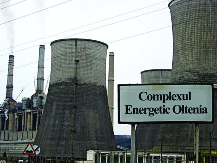 CE Oltenia, în vizorul Ministerului Energiei