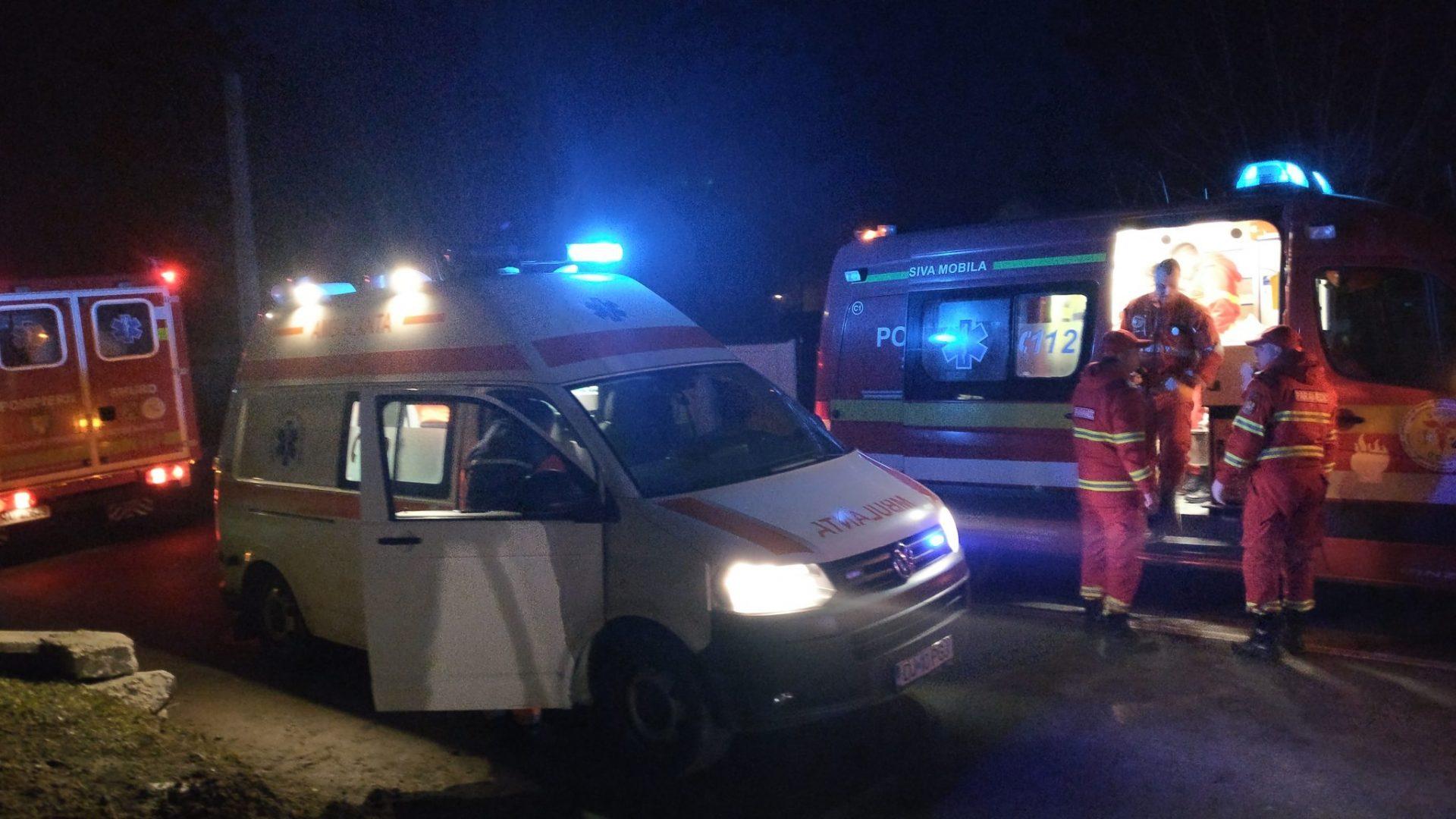 ISU Dolj:Trei incendii și un accident rutier grav, în ultimele 2 zile
