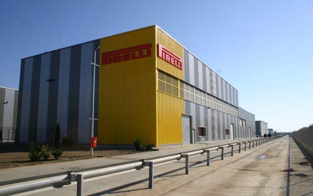 Pirelli se extinde la Slatina