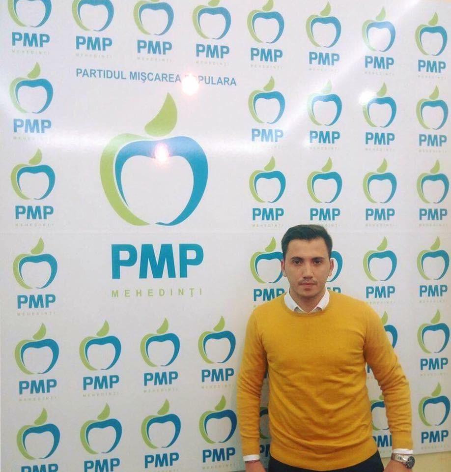 Mehedinți: Un tânăr din Severin e văzut bine în PMP